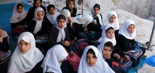 Dzieci z Afganistanu