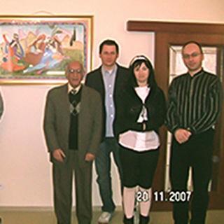 Wizyta u Ambasadora Afganistanu